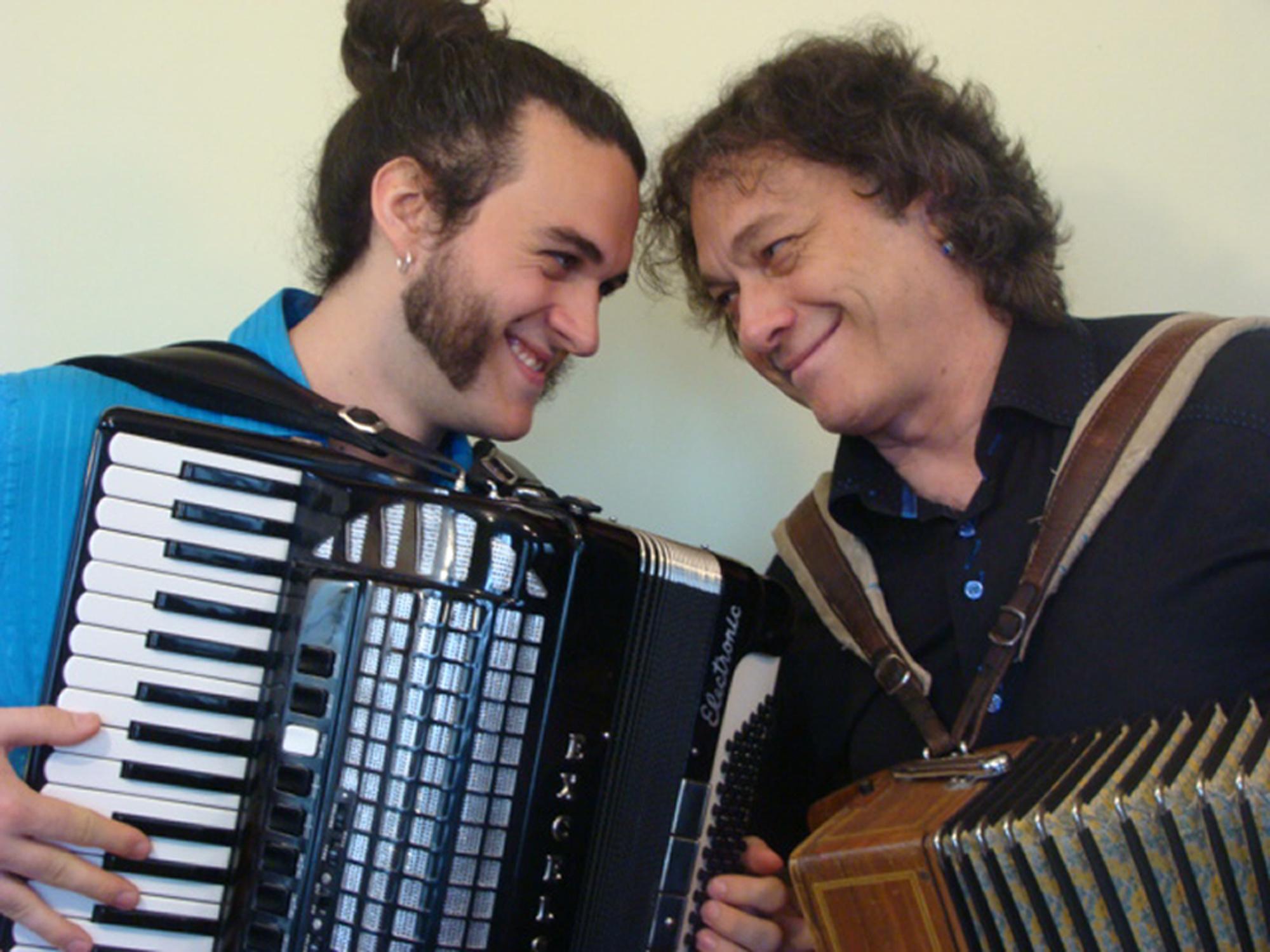 Duo Bourque émissaires à Musique sur le fleuve