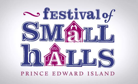 Bourque Émissaires au Festival of Small Halls, Île du Prince Édouard