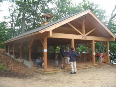 Bourque Émissaires at Camp TradMaD